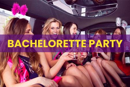 Bachelorette Party Bus Las Vegas