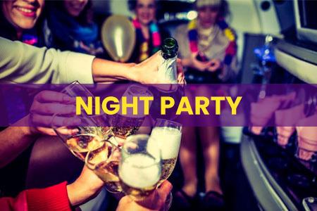 Night Party Bus Las Vegas