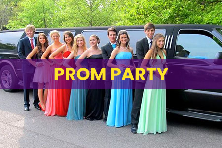 Prom Party Bus Las Vegas