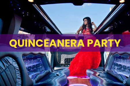 Quinceanera Party Bus Las Vegas